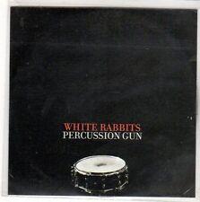 (EO406) White Rabbits, Percussion Gun - 2009 DJ CD