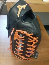 New Mizuno MVP Prime SE 12.75 Inch GMVP1277PSES5 Slowpitch Glove - Black/Orange