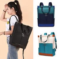 Women's Backpack Computer Oxford Cloth Handbag Rucksack Waterproof Shoulder Bags
