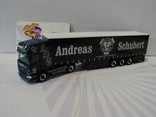 """Herpa 307284 - Scania R 13 TL Sattelzug """" Andreas Schubert (AST) """" in blau 1:87"""