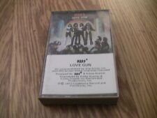 Kiss Love Gun Cassette Tape 1977 with I Stole Your Love, Hooligan