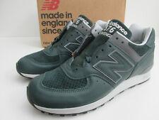 bnib NEW BALANCE 576 GGG  UK 6.5   HUNTER GREEN   * RRP £149 * green leather
