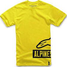 Alpinestars Tank Tee (M) Yellow