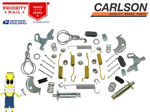 """Complete Rear Brake Drum Hardware  Kit for AMC Concord 1978-1979 w/ 1.75"""" wide"""