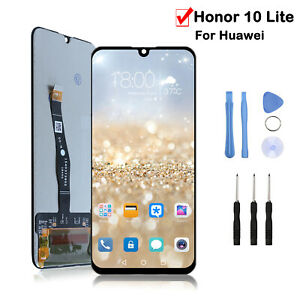 For Huawei Honor 10 Lite LCD Replacement Touch Screen Digitizer Display UK