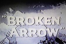 BROKEN ARROW COMPLETE SERIES 73 EPISODES ON DVD 1950s WESTERN
