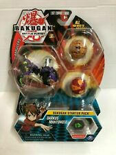 Bakugan 6045144 Starter Pack DARKUS MANTONOID