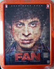 FAN - BOLLYWOOD Blu-Ray Disc - Shah Rukh Khan, Deepika Amin. (2 disc set).