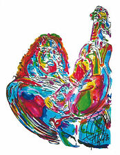 Ace Frehley, Kiss, Lead Guitar Player, Guitarist, Spaceman, 8.5x11 PRINT w/COA