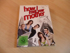 DVD Box How I Met Your Mother - Season 2 - Deutsch - Kult