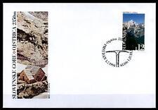 Berge. Ojstrica (2350 m). FDC. Slowenien 1994