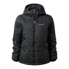 Craghoppers Womens Compresslite Jacket II 18 Black/black Cwn214 80b18l