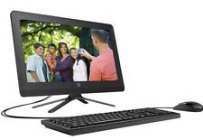 "HP All-in-One HP 20-c205il CDC J3060, 4GB,1TB HDD ,19.5"" FHD LED ,DOS"