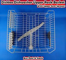 Dishlex, Electrolux Dishwasher Upper Rack Basket with Arm Sprayer (S196) Used