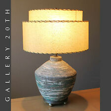 PAUL LASZLO! MID CENTURY MODERN LAMP! WILSHIRE HOUSE! BEVERLY HILLS ATOMIC 50'S
