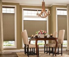 "Graber 2"" Evenpleat Pleated Shades - 33"" x 61.5"" - color: Desert Strata"
