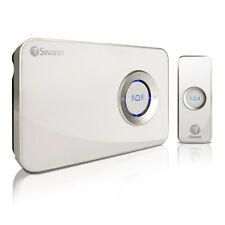 Swann SWHOM-DC840B MP3 Customizable Wireless Music 90MB Memory Doorbell Speaker