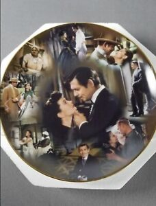 Gone With The Wind Scarlett Bradford American Classic Story Of Devotion Plate