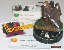 Fili Et Kili Le Nain #027 The Hobbit An Unexpected Journey Heroclix Poursuite