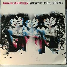 Armand Van Helden – When The Lights Go Down - Play It Again Sam  PIASB 172 T
