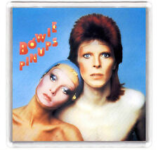 DAVID BOWIE - PINUPS LP COVER FRIDGE MAGNET IMAN NEVERA