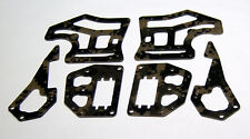 XTREME RACING DURATRAX DX450 M5 MOTORCYCLE DIGITAL CAMO CHASSIS KIT XTR12410DC