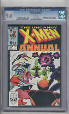 "X-MEN Annual#7 CGC 9.6 WP""Nick Fury..Dr. Strange,SHE HULK""Milgram,Blevins, Etal!"