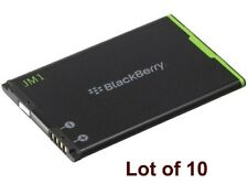 10 Blackberry Jm1 Oem Battery Lot Bold 9790 9900 9930c Curve 9380 Torch 9860