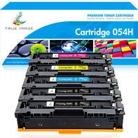 5PK Toner Set for Canon 054 H Color Imageclass MF640C MF642cdw LBP620 MF644cdw