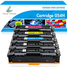 5PK Toner Set for Canon 054 H Color Imageclass MF640C MF642cdw LBP620 MF644cdw