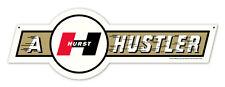 Du pot Floor shift Hustler drag race plasma Cut usa rétro sign tôle bouclier bouclier