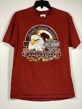 Vintage Harley Davidson T Shirt Rapid City South Dakota Black Hills Sturgis M