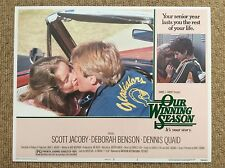 OUR WINNING SEASON Film Movie Lobby Card DENNIS QUAID SCOTT JACOBY P. J. SOLES