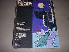 PILOTE 626 04.11.71 ASTERIX BLUEBERRY LE LASER RUBRIQUE A BRAC CONCOMBRE MASQUE