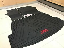 2019-2020 Rav4 Trd Off Road Cargo Tray Black Genuine Toyota