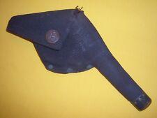 Ultra Rare 1890s-1905 Usmc .38 Cal Revolver Black Web Mills Pistol Holster