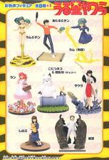 NEW FURUTA RUMIKO TAKAHASHI URUSEI YATSURA Figure COMPLETE 8 + Secret=9pc SET