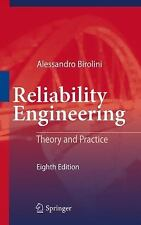 Reliability Engineering : Theory and Practice by Alessandro Birolini (2017,...