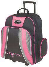 Storm RASCAL 1 Ball Roller Bowling Bag Black/Pink