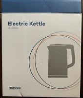 Miroco MI-EK004 1.7L 1500W Electric Kettle - USED
