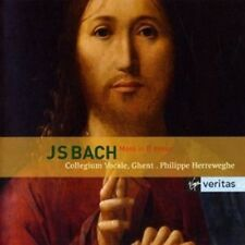 Philippe Herreweghe - Bach Mass In B Minor (NEW 2 x CD)