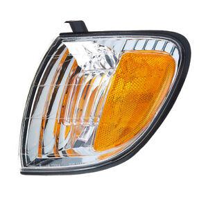 NEW LEFT TURN SIGNAL LIGHT FITS TOYOTA TUNDRA 2000-2004 81520-0C010 TO2530135