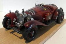 Coches deportivos y turismos de automodelismo y aeromodelismo Alfa Romeo de escala 1:18