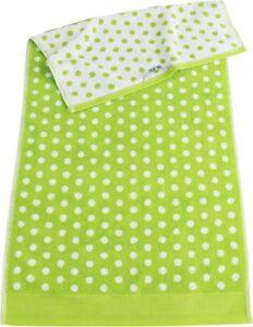 Lasa Handtücher Frottee gepunktet Duschtuch Waschhandschuh Gästetuch Handtuch b
