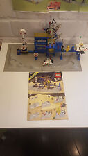LEGO - 6971 - Classic Space - Inter-Galactic Command [4] 1984 KOMPLETT inkl.OBA