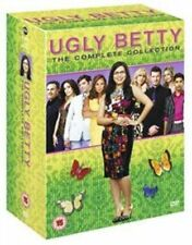 Ugly Betty Seasons 1 to 4 Complete BOXSET UK DVD