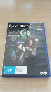 PS2 Game: Shin Megami Tensei Persona 3 [PAL] [AUSTRALIAN] [PRE-OWNED]