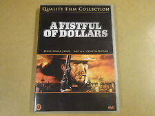 DVD / A FISTFUL OF DOLLARS ( SERGIO LEONE, CLINT EASTWOOD )
