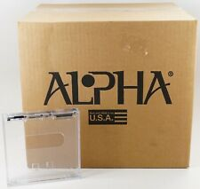 Lot Of 50 Alpha Security Nintendo Ds Video Game Retail Anti-Theft Locking Case