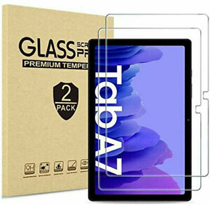 2PACK Tempered Glass Tablet Screen Protector For Samsung Galaxy Tab A7 2020 10.4